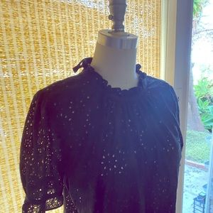 Madewell Other - Madewell Eyelet Blouse
